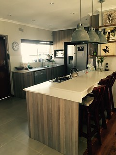 Kitchen renovation: ready to be used   by olafmeister