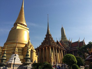 Grand Palace Outer Court - Copyright Travelosio | by travelosio