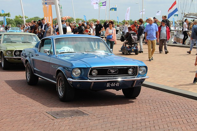 1968 - Ford Mustang Fastback - DL-44-41 -2