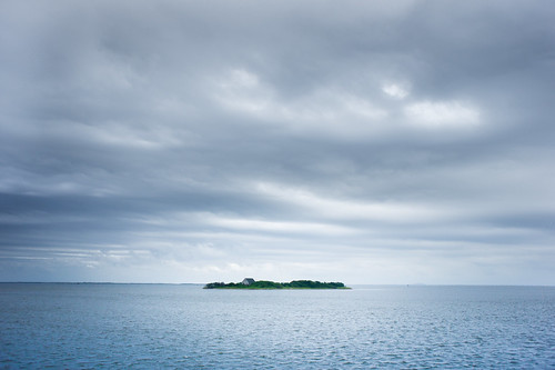 travel usa beach island solitude peace cloudy peaceful northcarolina atlantic isolation outerbanks obx