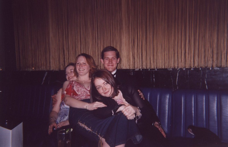 Mike, Carmel, Sarah & Camille