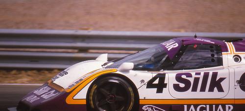 1987 Silverstone 1000 Km - Jaguar XJR-8 - 1st | Eddie ...