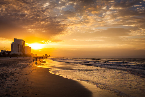 North Myrtle Beach Sunrise | by nixter