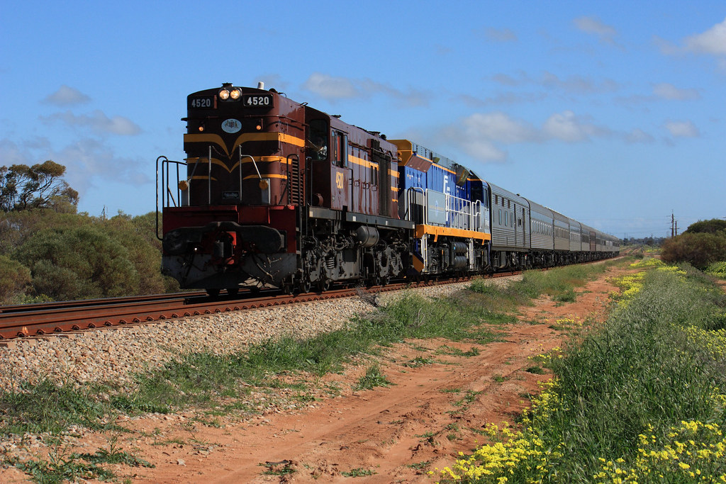 4520, CF4409 Bungama by Malleeroute