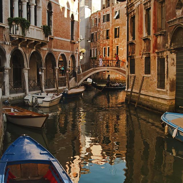 Untitled; Venice, Italy