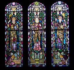 St William of York, St Helena, St Thomas of Canterbury