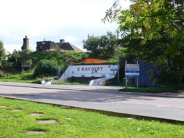 WW2 Civilian Casualty Station and Field Hospital, Erith