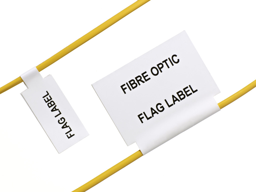 2b360876ef37 ... Silver Fox Cable Labels - Silver Fox Optical Fibre Cable Labels | by  Power Products (