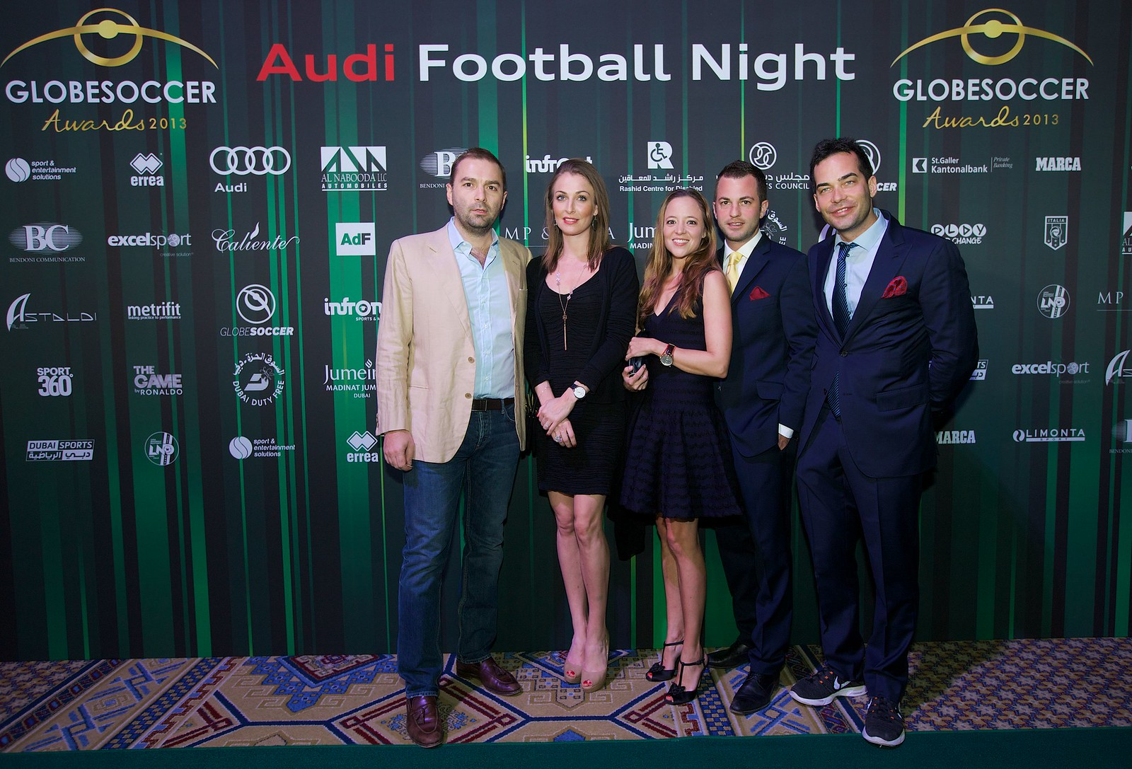 Globe Soccer Awards 036
