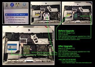 iMac Upgrade Summary | by bergesimonian