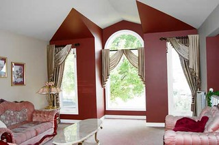 Swag Jabot Window Treatment
