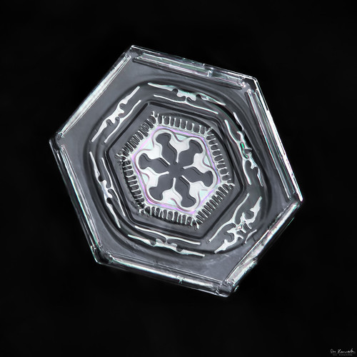 snowflake winter snow cold macro ice nature water crystal geometry flake fractal 1mm mpe donkom