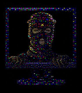 Cyber invaders: Desktop   by tsevis