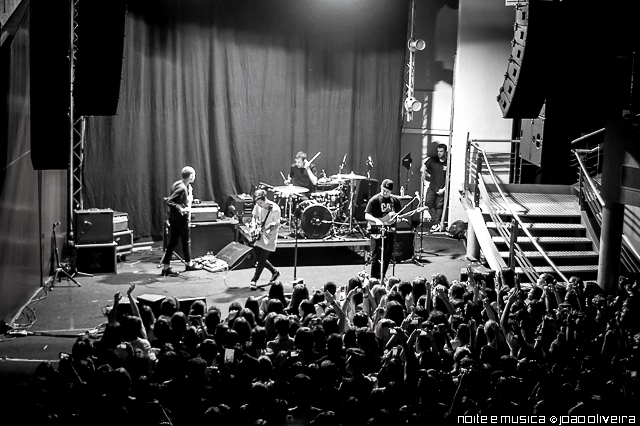 The Neighbourhood - Lisboa '14