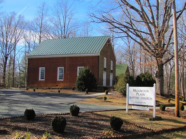 Mountain Plain Baptist Church