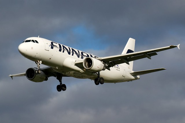 Finnair, Airbus 320-214, OH-LXC