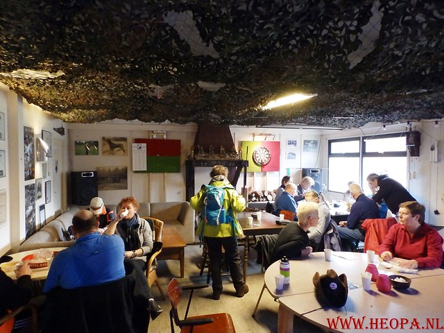 2015-02-14 Winterwandeling N.T.V. Zeist 20 Km  (38)