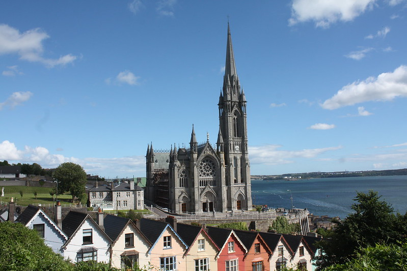 St. Colman's Cathedral, Cobh Ireland