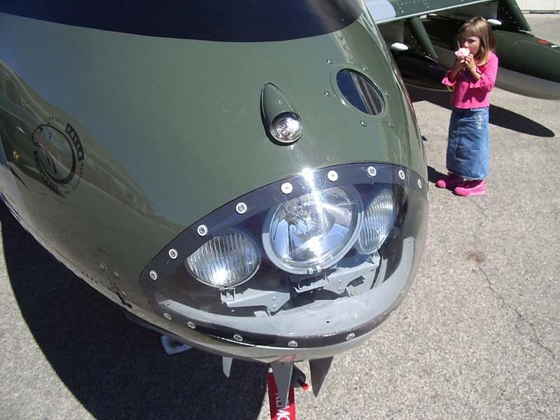 BAC 167 Strikemaster Mk80A 2