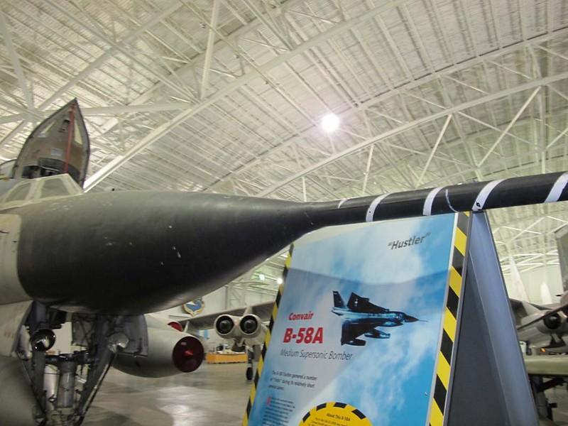 Convair B-58A Hustler 4