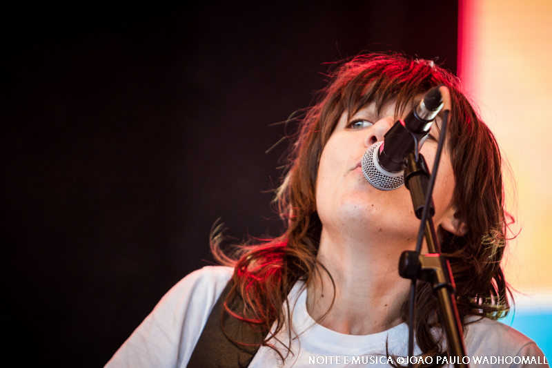Courtney Barnett - NOS Alive'16