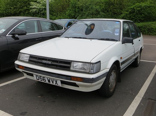 1987 Toyota Corolla 1.3 Executive | by Spottedlaurel