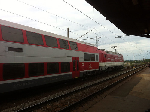 tren   by xabeldiz