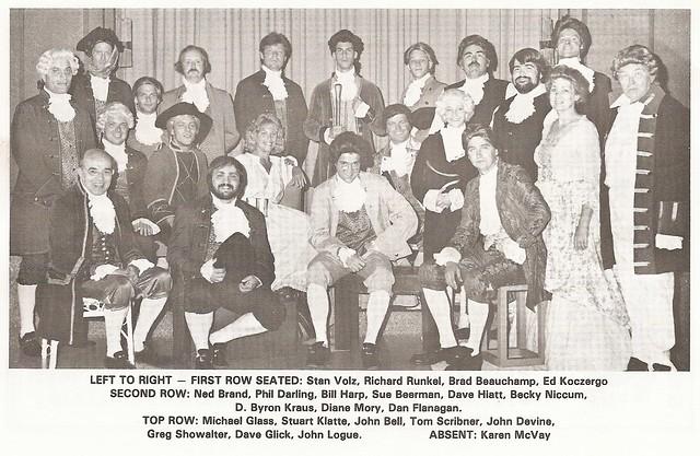 1776 Cast Photo