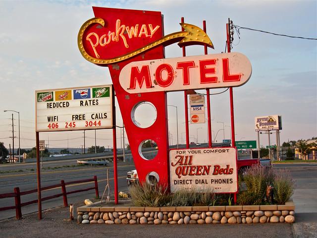 Parkway Motel, Billings, MT