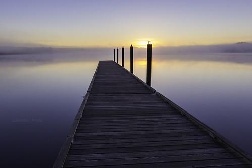 morning blue light sky water fog sunrise canon river landscape photography am dock maine goodmorning boatramp machias boatlanding canon1740f4l machiasriver downeast machiasbay 60d