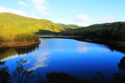 太平山 翠峰湖 日出 望洋山