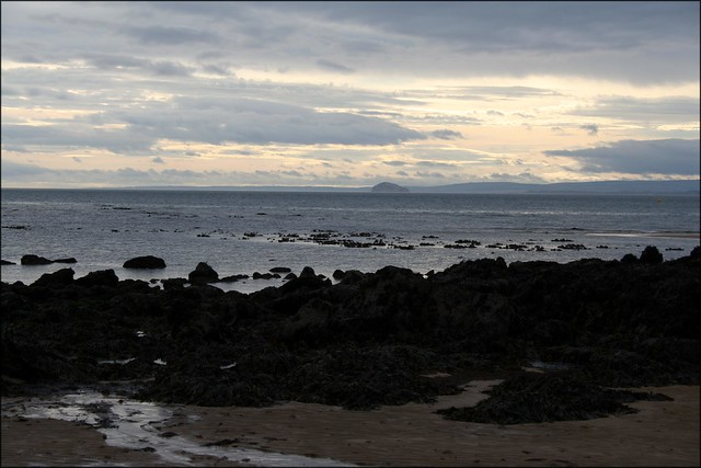 The Firth of Forth at Earlsferry