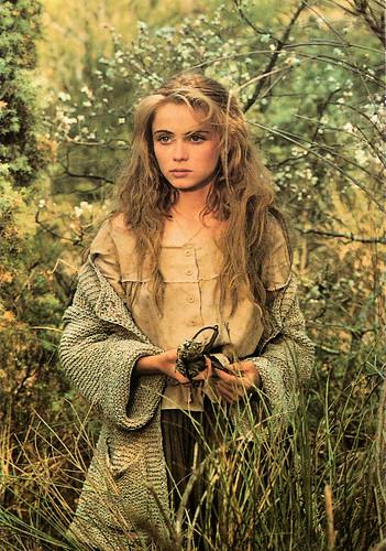 Emmanuelle Béart in Manon des Sources (1986)