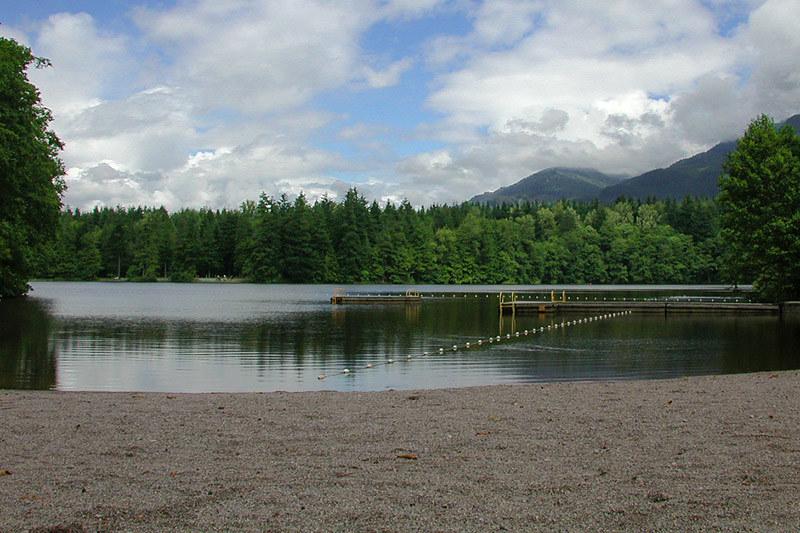 Alice Lake Park, Brackendale, Squamish, Sea to Sky Highway, British Columbia, Canada