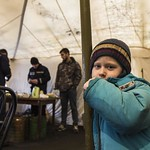 UNHCR News Story: Ukraine internal displacement nears 1 million as fighting escalates in Donetsk region