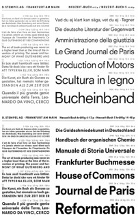 Neuzeit-Buch and Neuzeit-Buch S | by Stewf