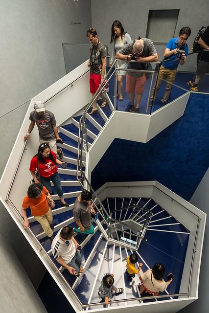 Aga Khan Museum Stair -6730