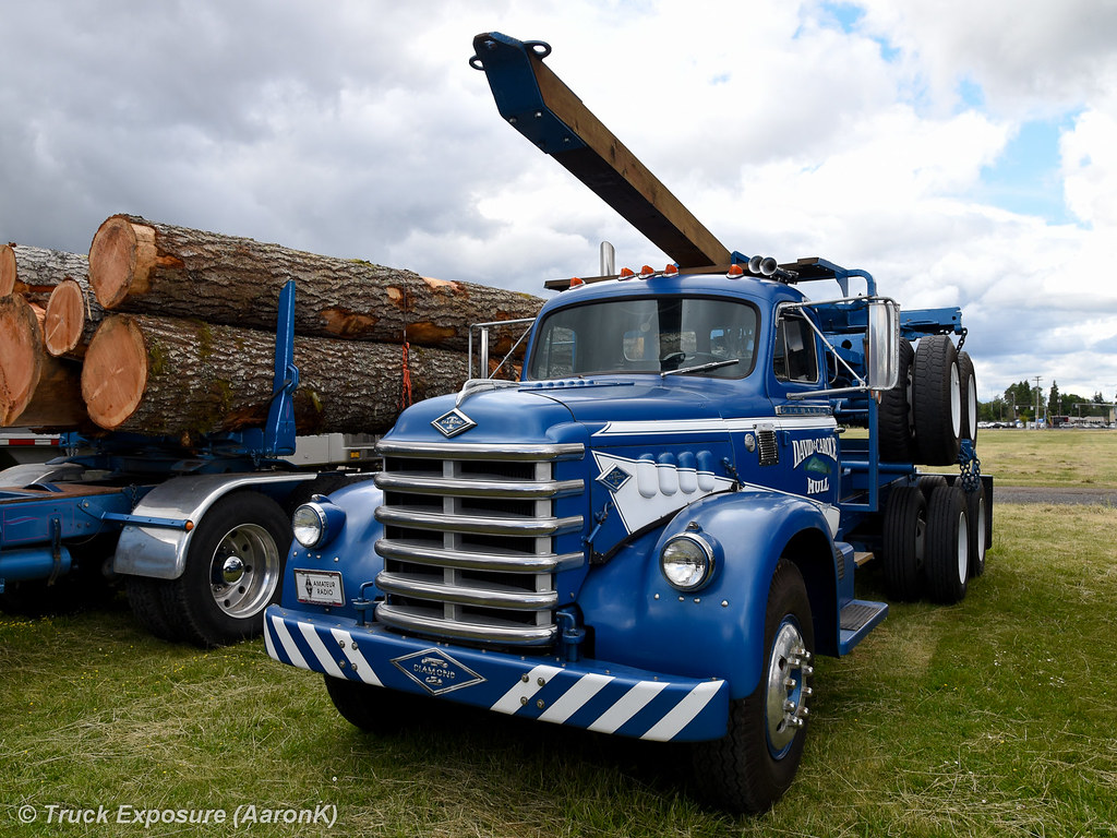 1953 Diamond-T 720 | 2016 ATHS National Convention & Truck S