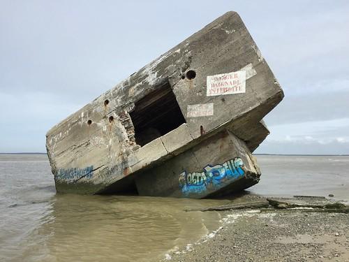 Blockhaus à la pointe du Hourdel - Cayeux-sur-mer (80)