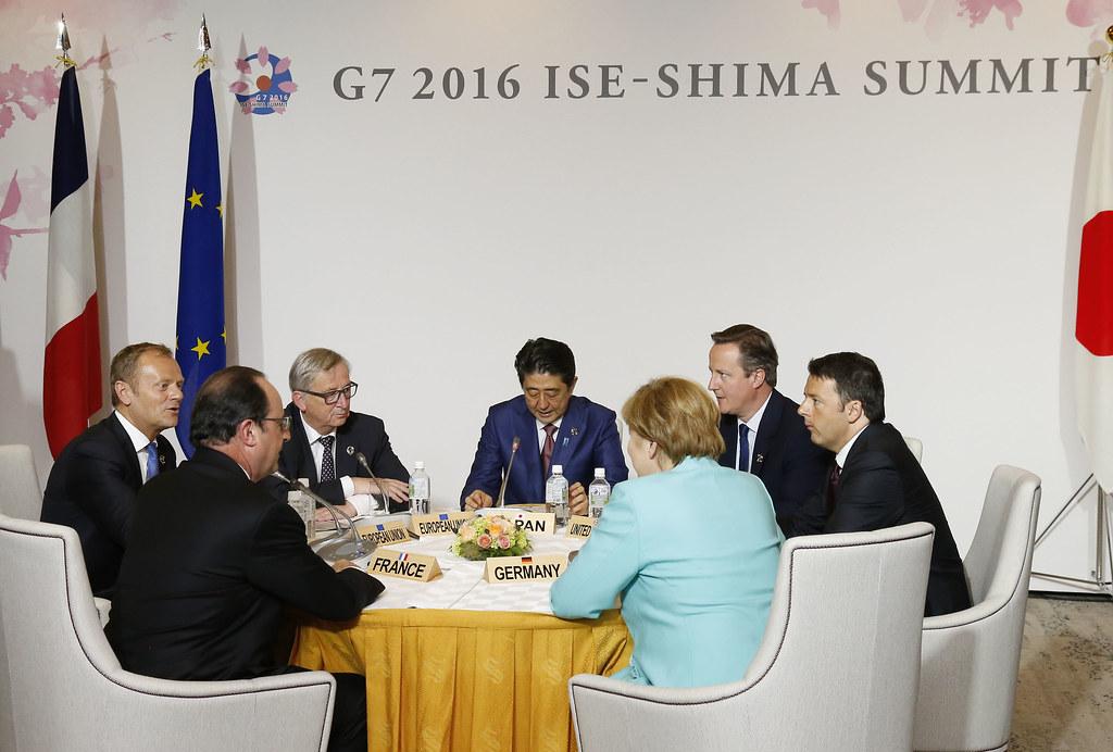President Tusk on G7 meeting in Ise-Shima in Japan