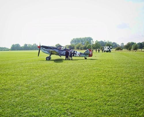 wwii worldwarii german warbird bf109 warplane messerschmitt me109 eastkirkby messerschmittbf109 messerschmitt109 rafeastkirkby