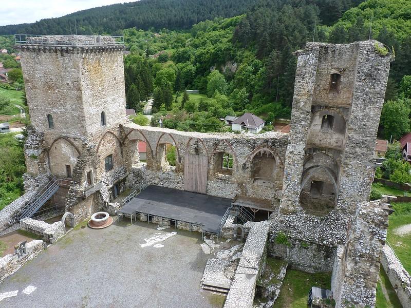 Miskolc - Castle of Diósgyőr
