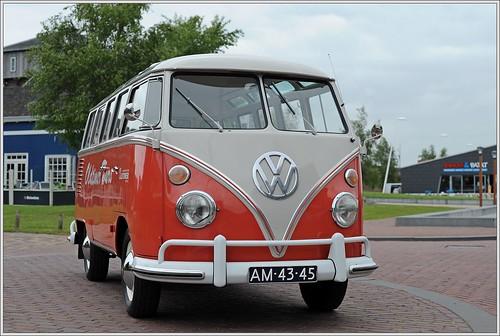 AM-43-45 Volkswagen Transporter Samba /1963