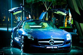 Mercedes   by ahenobarbus