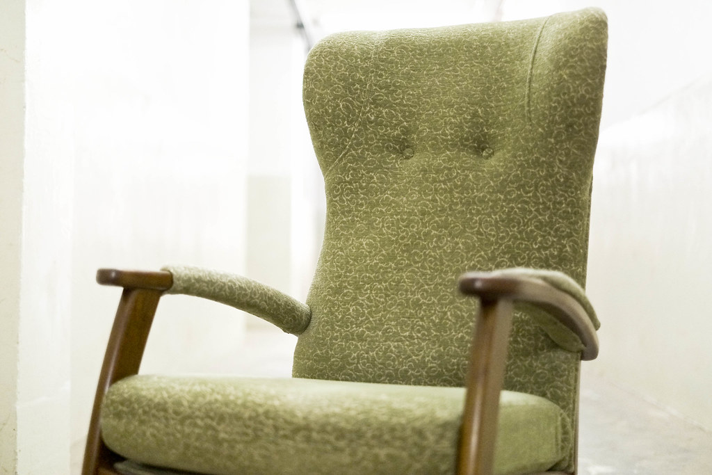 Miraculous Parker Knoll High Back Winged Chair A Restored Parker Knol Gamerscity Chair Design For Home Gamerscityorg