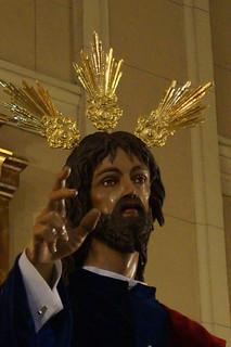 Nuestro Padre Jesus del Amor en su Entrada Triunfal