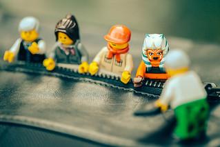 Legos In The Bag | by avrene
