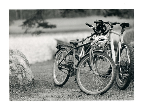 Bicycles - A First test of Adox CHS 100 II | by Niklas Groop