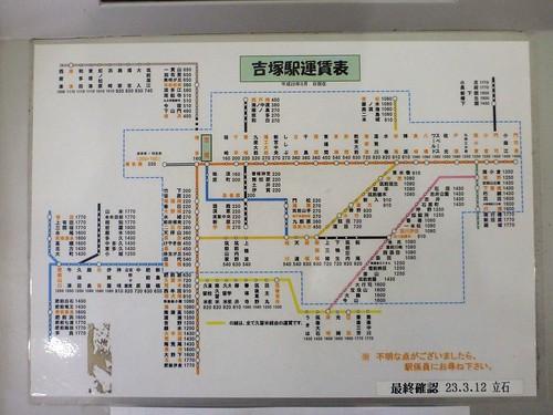 Yoshizuka Station, JR | by Kzaral