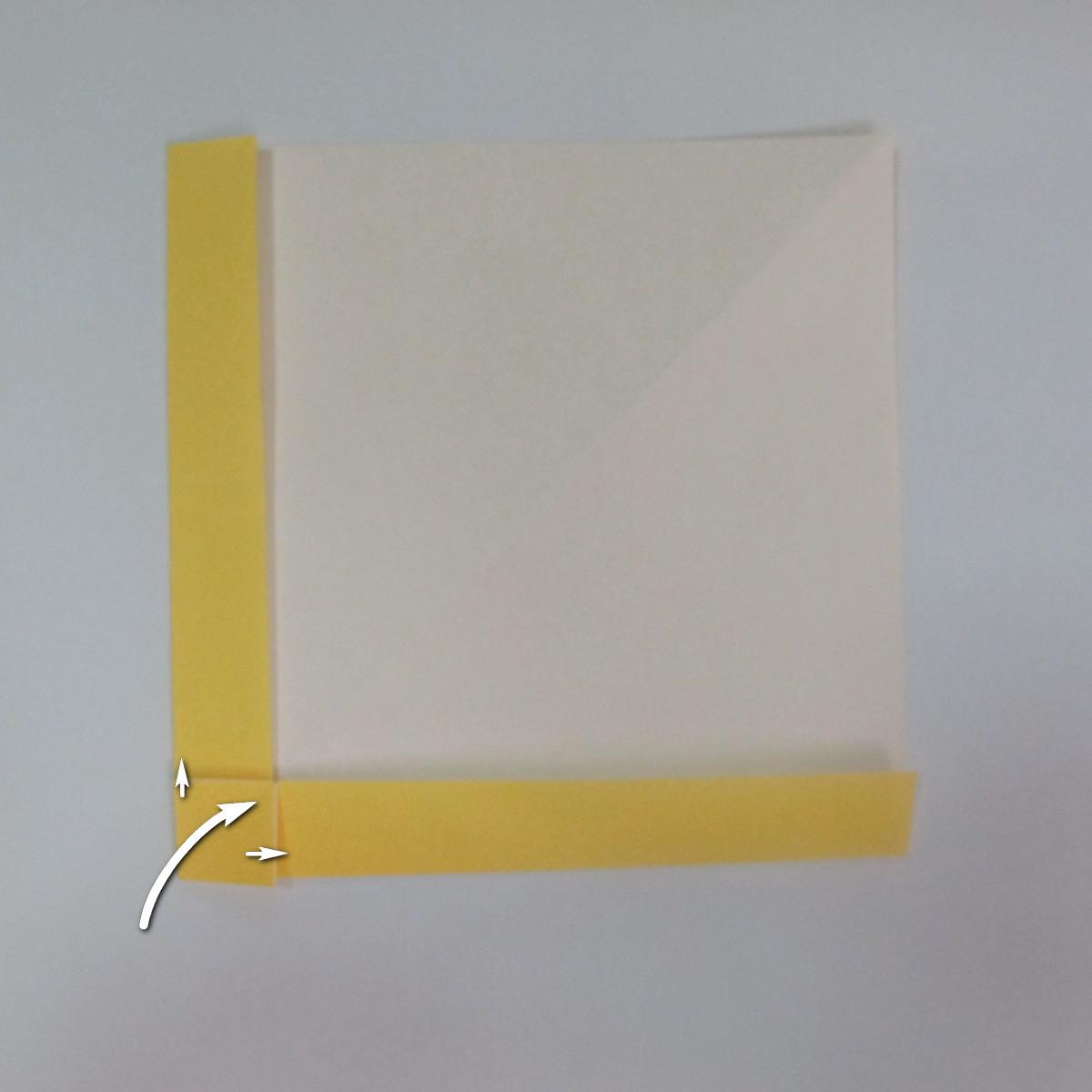 สอนวิธีพับกระดาษเป็นรูปลูกสุนัขยืนสองขา แบบของพอล ฟราสโก้ (Down Boy Dog Origami) 016